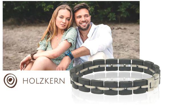 Holzkern Schmuck