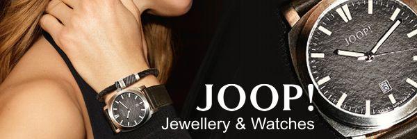 JOOP! sportlich elegante Uhren und Schmuck für Damen und Herren.