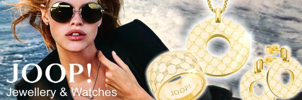 JOOP! sportlich elegante Extravaganz für Damen und Herren. Warme Goldtöne passend zum Look des Sommers.