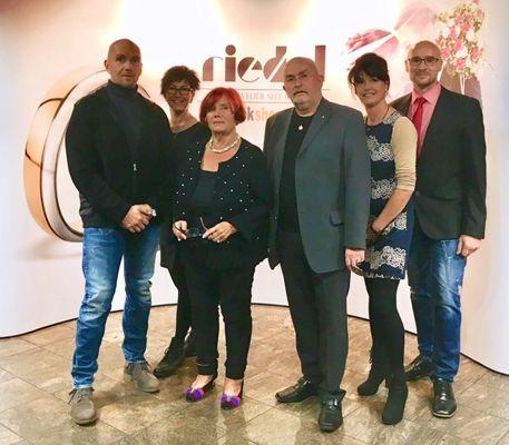 Das Team von Juwelier Riedel