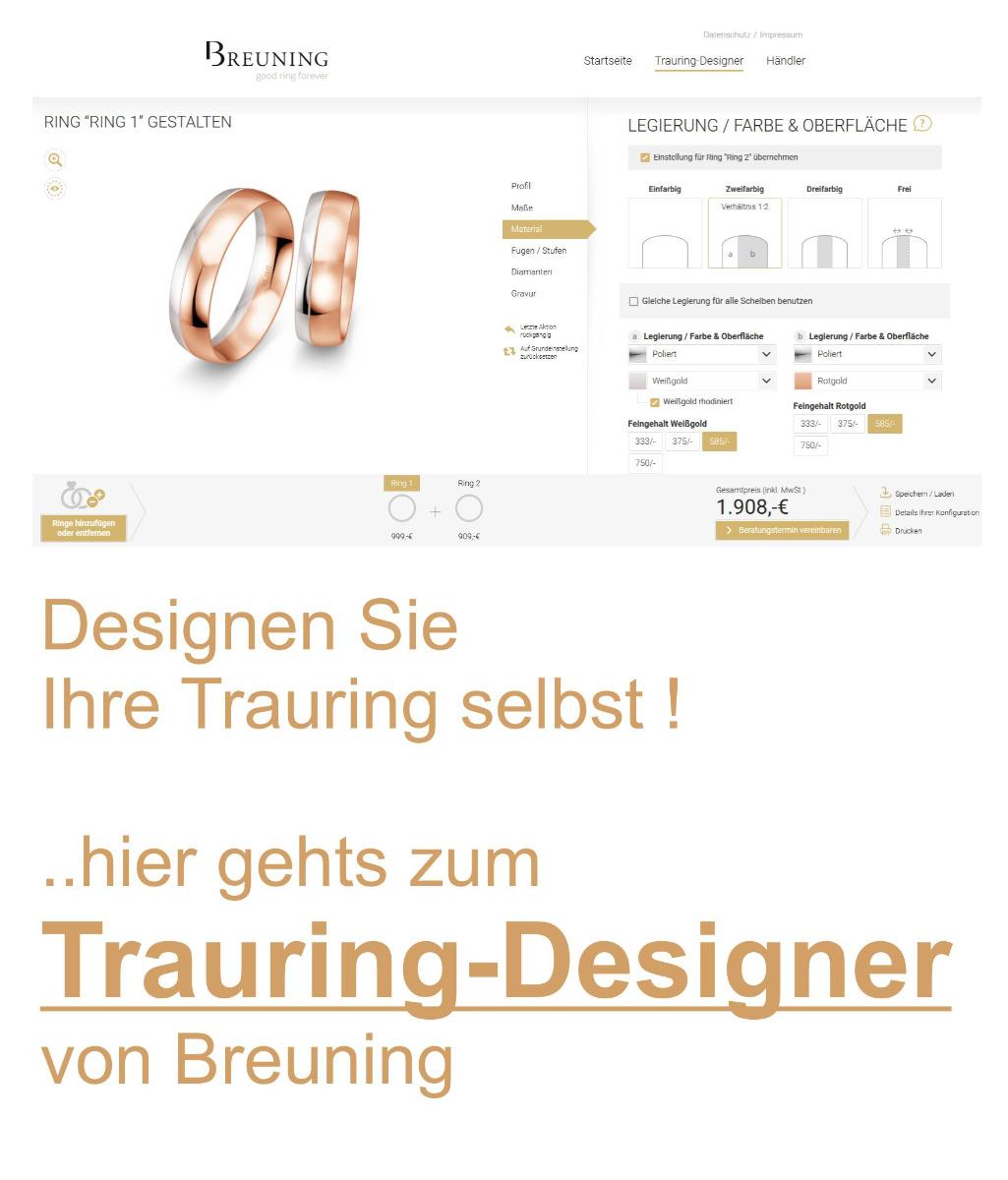 Trauring Designer