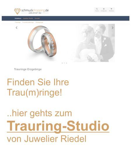 Trauring Studio unter www.trauringeerzgebirge.de