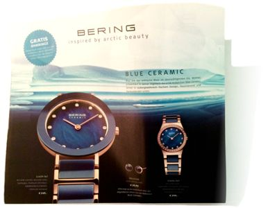 Bering Katalog Winter 2015