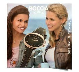 Uhren und Schmuck aus dem Boccia Titanium Flyer