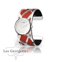 Uhren für Les Georgettes Clipsystem