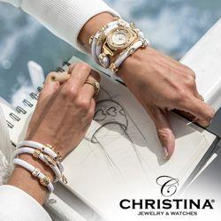 Christna Armbänder und Charms mit 6% Rabatt bei Vorkasse