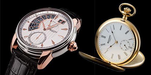 Regent Uhren online kaufen bei schmuckshopping.de