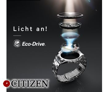 Citizen Eco Drive Technologie
