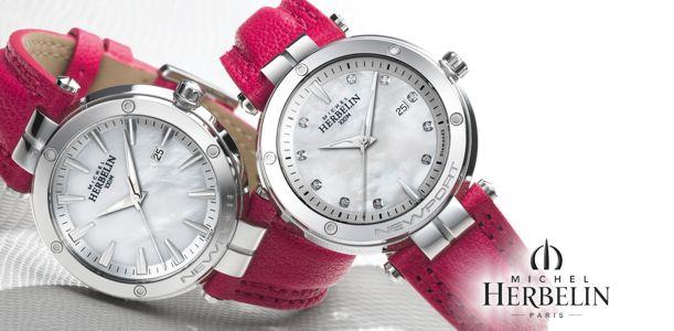 aktuelle Michel Herbelin Damen- und Herren-Uhren online kaufen bei schmuckshopping.de
