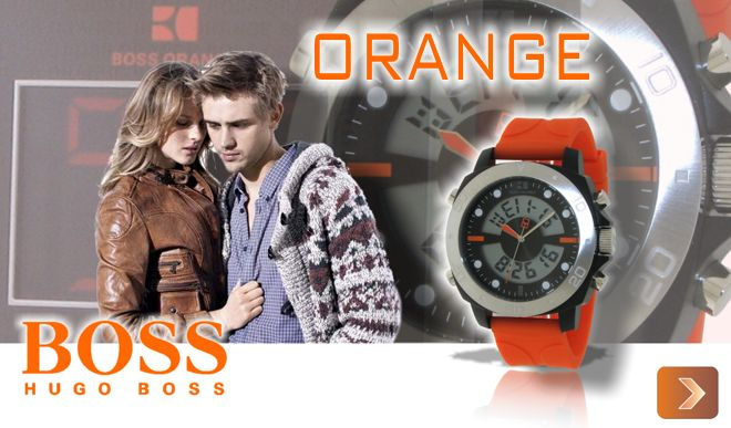 Boss Orange Armbanduhren