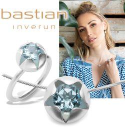 Silberschmuck mit echten Edelsteinen von Bastian Inverun