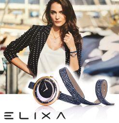 Damenuhren von Elixa