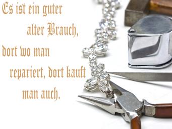 Juwelier Riedel, Handwerksbetrieb seit 1862
