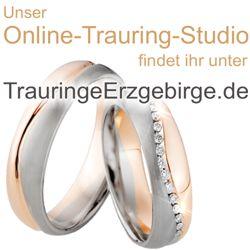 zum Online-Trauringstudio von Juwelier Riedel - trauringeerzgebirge.de